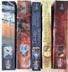 Runovládci. Kniha první: Suma všech lidí, Kniha druhá: Vlčí brarstvo, Kniha třetí: Zrození čarodějky, Kniha čtvrtá: Jediná pravá vládkyně, Kniha pátá: Doupě kostí