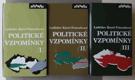 Politické vzpomínky I, II,III