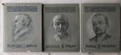 Spisy Otakara Březiny: Básnické spisy, sv. 1, Prosa, sv. 2, Prvotiny, sv. 3