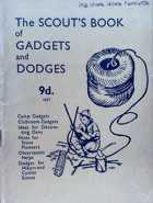 The Scout´s Book of Gadgets and Dodges